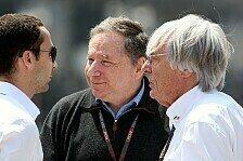 Formel 1 - Veto-Recht f�r kleine Teams: Umdenken bei Concorde-Agreement