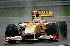 Formel 1 - Ich fand mich am Ende des Feldes wieder: Falsche Strategie bei Renault