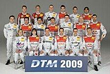 DTM - Bilder: DTM Fahrer 2009