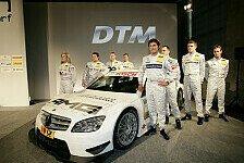 DTM - Zu Besuch in Frankfurt: Fan-Service - Mercedes-Piloten auf der IAA