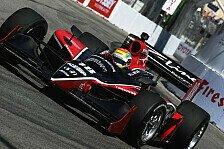 IndyCar - Wie beim letzten Sieg in Watkins Glen: Dale Coyne holt Wilson zur�ck