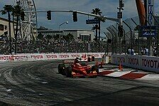 IndyCar - Bilder: GP of Long Beach - 2. Lauf