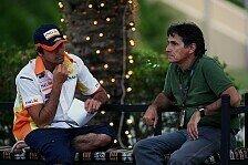 Formel 1 - Besser sp�t als nie: Piquet Jr.: Renault-Entschuldigung kam sp�t