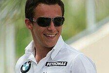 Formel 1 - Es schaut nicht ganz gut aus: Christian Klien