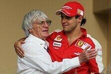 Formel 1 - Ecclestone will keinen Mosley-Ferrari-Streit: Budgetgrenze k�nnte noch ansteigen