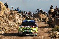 WRC - Keine Weiterfahrt: Hirvonen bleibt ausgeschieden