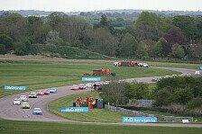 BTCC - Bilder: Thruxton - 2. Lauf