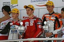Moto3 - Von der IDM in die WM: Michael van der Mark auf Lambretta