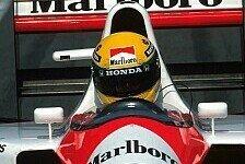 Formel 1 - Heute vor 22 Jahren...: Video: Senna holt dritten & letzten Titel