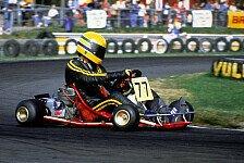 Formel 1 - Sieg f�r den Franzosen: Video: Kart-Duell Senna vs. Prost