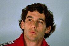 Formel 1 - Ber�hrende Erinnerungen: Mit Bruno auf Ayrtons Spuren