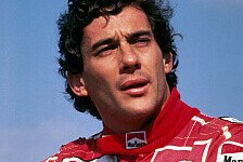 Formel 1 - Bilder: Ayrton Sennas Karriere in Bildern