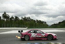 DTM - Manuel Reuter hofft auf schnelle Jahreswagen