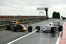 Formel 2 - Bilder: Testfahrten in Snetterton