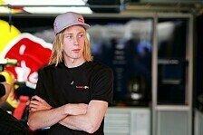 Formel 1 - Ziel: Formel 1: Hartley und Soucek auf dem Sprung