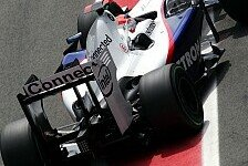 Formel 1 - Kubica kämpfte mit stumpfer Waffe