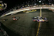 NASCAR - Kyle Busch war der Pechvogel: Nationwide: Matt Kenseth im Gl�ck