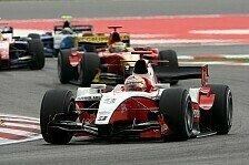 GP2 - Maldonado im Rennen stark: Umgekehrte Vorzeichen bei ART