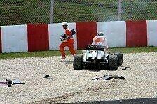 Formel 1 - Chaos bei Force India-Piloten