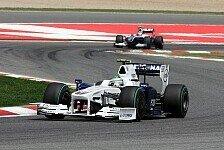 Formel 1 - 25 Zielank�nfte in Folge: Heidfeld alleiniger Rekordhalter