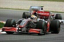 Formel 1 - McLaren Mercedes blieb ohne Punkte