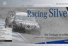 DTM - Website Reloaded: Fan-Service - Neue Mercedes-Website
