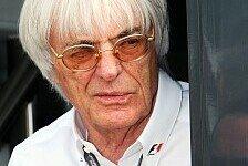 Formel 1 - Erfolg kann man nicht kaufen: Ecclestone: Teams hatten ihre Chance