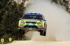 WRC - Ich fuhr so langsam, wie ich konnte: Rallye Sardinien: Die Stimmen zur Taktik