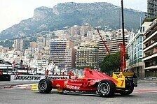 GP2 - Ohne Erfahrung in den Leitplankenkanal: Vorfreude auf Stadtrennen in Monaco