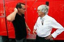 Formel 1 - Stefanovic scheint es ernst zu meinen: Villeneuve glaubt an seine Chance