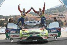 WRC - Bilderserie: Rallye Italien-Sardinien - Stimmen zur Rallye Sardinien