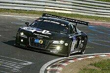 Motorsport - Sieben Audi R8 LMS auf dem Nürburgring