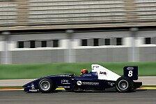 Formel 2 - Belgien Sieg für Tobias Hegewald