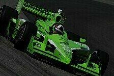 IndyCar - Enges Feld: Comeback-Pole f�r Franchitti