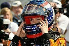 IndyCar - Vertrag f�r drei weitere Jahre: Patrick soll der IRL treu bleiben