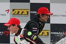 Formel 3 EM - EuroSpeedway Lausitz