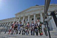 Superbike - 2010 starten 23 Fix-Piloten : Offizielle Starterliste