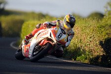 Bikes - Pech bei den Favoriten: TT 2009 - Supersport-Sieg f�r Hutchinson