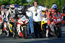 Bikes - Dunlops out on the Road again: TT 2009 - Michael Dunlop holt ersten TT-Sieg