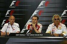 Formel 1 - Wenn es Krieg gibt, verlieren alle: FOTA will keinen Krieg