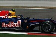 Formel 1 - Im Schatten der Politik: 1. Training - Vettel f�hrt Bestzeit