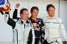 Formel 1 - Button vs. Barrichello vs. Vettel: Motorsport-Magazin.com TV: WM-Dreikampf