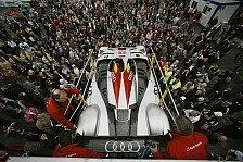 Mehr Motorsport - Erster Test: Neuzug�nge erstmals im Audi R15 TDI