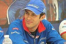 Mehr Motorsport - Heldentum im Rennsport gibt es f�r mich nicht: Bruno Senna