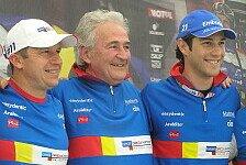 24 h von Le Mans - Training