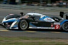 Mehr Motorsport - Zwei Autos an der Spitze: Peugeot gewinnt 24 Stunden von Le Mans
