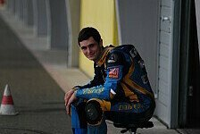 IDM - Schumacher testet am Sachsenring