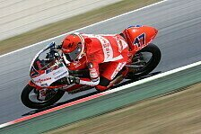 IDM - Guter Testlauf f�r Kiefer Racing: Bradl st�rzt in Kurve zwei