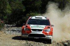 WRC - Neuerliches Top-5-Finish angestrebt: Villagra will R�ikk�nen schlagen