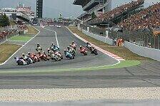 MotoGP - 3 Mal frei, ein Mal Qualifikation: Ab Estoril wieder altes Trainigsformat